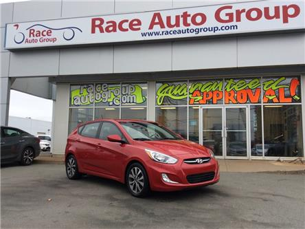 2017 Hyundai Accent GLS (Stk: 16981A) in Dartmouth - Image 1 of 18