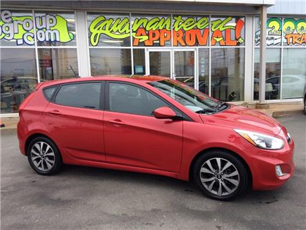 2017 Hyundai Accent GLS (Stk: 16981A) in Dartmouth - Image 2 of 18