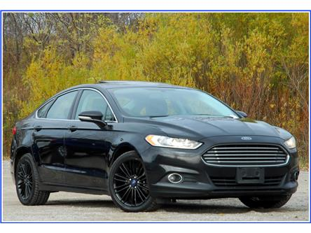 2016 Ford Fusion SE (Stk: 9E1790A) in Kitchener - Image 1 of 19