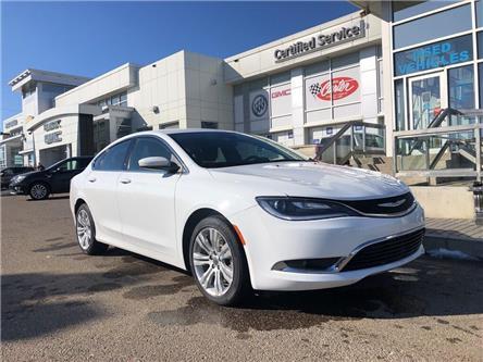 2015 Chrysler 200 Limited (Stk: 11394K) in Calgary - Image 1 of 24
