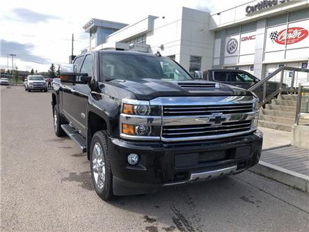 2017 Chevrolet Silverado 2500HD High Country (Stk: 48641K) in Calgary - Image 2 of 25