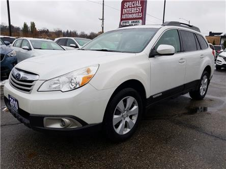 2010 Subaru Outback 2.5 i Sport (Stk: 316582) in Cambridge - Image 1 of 24
