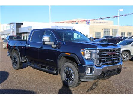 2020 GMC Sierra 2500HD SLT (Stk: 179758) in Medicine Hat - Image 1 of 22