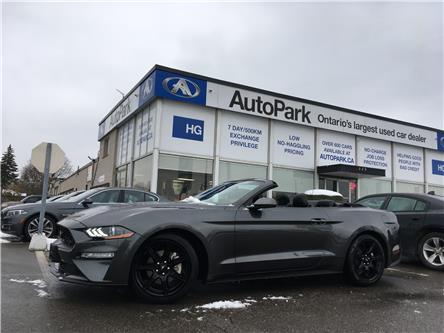 2019 Ford Mustang EcoBoost (Stk: 19-79107) in Brampton - Image 1 of 28