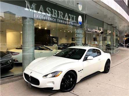 2010 Maserati GranTurismo S Automatic (Stk: 6U) in Toronto - Image 1 of 28