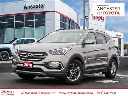 2018 Hyundai Santa Fe Sport  (Stk: P167) in Ancaster - Image 1 of 30