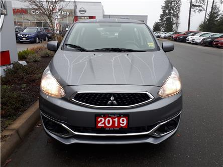 2019 Mitsubishi Mirage ES (Stk: P0136) in Courtenay - Image 2 of 9