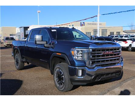 2020 GMC Sierra 2500HD SLT (Stk: 178776) in Medicine Hat - Image 1 of 24