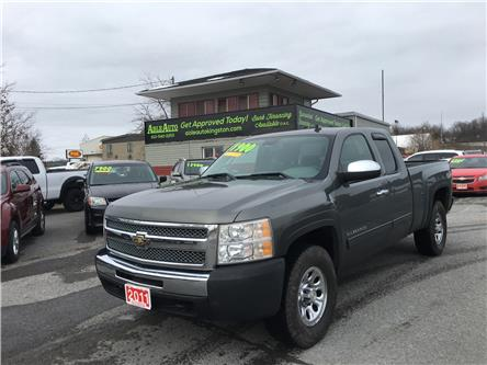 2011 Chevrolet Silverado 1500 LS (Stk: 2595) in Kingston - Image 1 of 14
