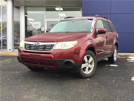 2010 Subaru Forester 2.5 X Sport-tech (Stk: S4108A) in Peterborough - Image 1 of 13