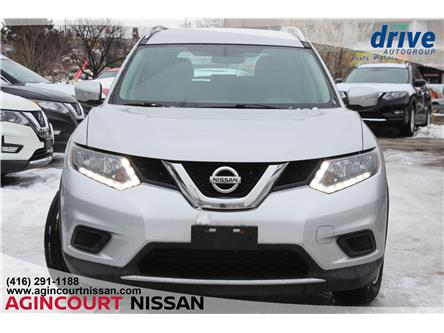 2015 Nissan Rogue S (Stk: LC702106A) in Scarborough - Image 2 of 16