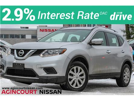 2015 Nissan Rogue S (Stk: LC702106A) in Scarborough - Image 1 of 16