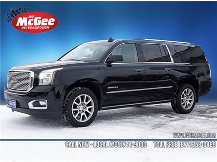 2017 GMC Yukon XL Denali (Stk: 19766A) in Peterborough - Image 1 of 19
