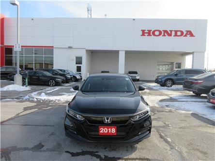 2018 Honda Accord Sport (Stk: VA3710) in Ottawa - Image 2 of 21