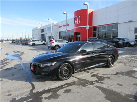 2018 Honda Accord Sport (Stk: VA3710) in Ottawa - Image 1 of 21
