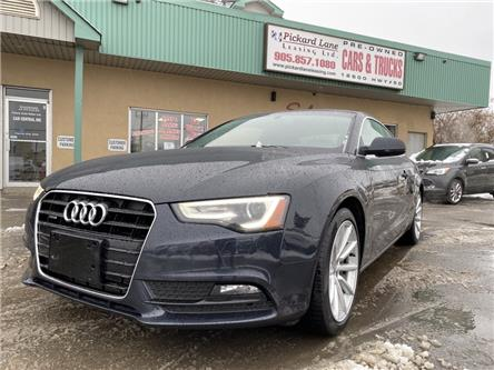 2014 Audi A5 2.0 Progressiv (Stk: 003267) in Bolton - Image 1 of 22