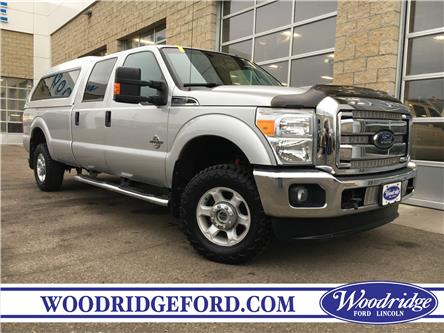 2015 Ford F-250 XLT (Stk: K-2850A) in Calgary - Image 1 of 17