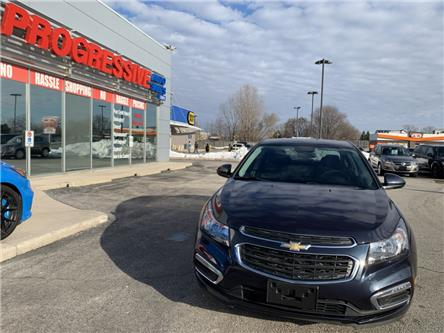 2015 Chevrolet Cruze 1LT (Stk: F7259106) in Sarnia - Image 2 of 18