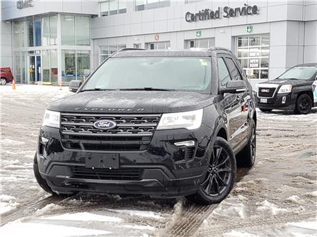 2018 Ford Explorer XLT (Stk: N13793) in Newmarket - Image 1 of 30