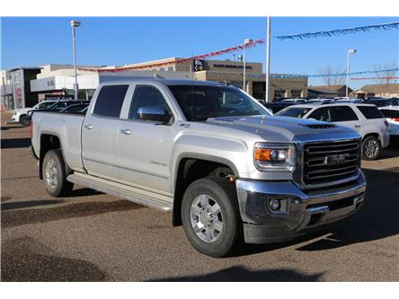2019 GMC Sierra 3500HD SLT (Stk: 167967) in Medicine Hat - Image 1 of 24