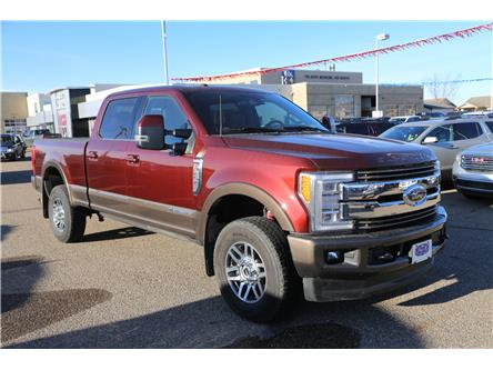 2017 Ford F-250 King Ranch (Stk: 179795) in Medicine Hat - Image 1 of 27