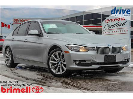 2013 BMW 320i xDrive (Stk: 10010A) in Scarborough - Image 1 of 24