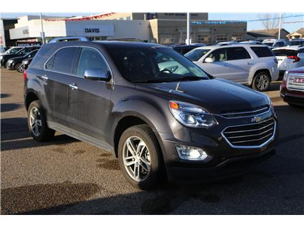 2016 Chevrolet Equinox LTZ (Stk: 136988) in Medicine Hat - Image 1 of 24