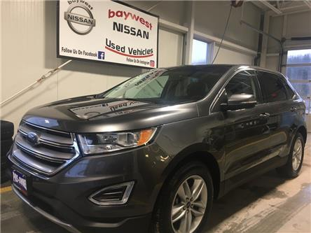 2017 Ford Edge SEL (Stk: 19367A) in Owen Sound - Image 1 of 14