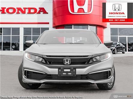2020 Honda Civic LX (Stk: 20502) in Cambridge - Image 2 of 24