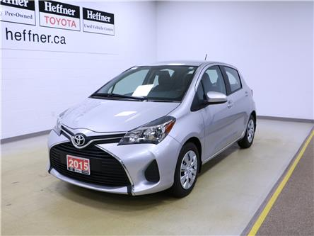 2015 Toyota Yaris LE (Stk: 195979) in Kitchener - Image 1 of 24