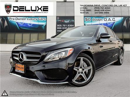 2015 Mercedes-Benz C-Class Base (Stk: D0674) in Concord - Image 1 of 21