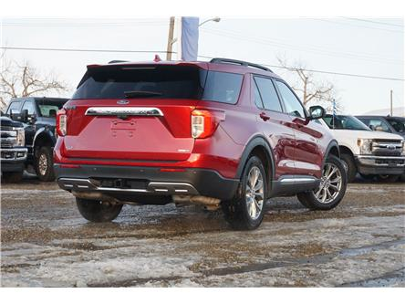2020 Ford Explorer XLT (Stk: S202445) in Dawson Creek - Image 2 of 19
