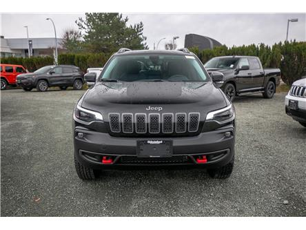 2020 Jeep Cherokee Trailhawk (Stk: L544253) in Abbotsford - Image 2 of 25