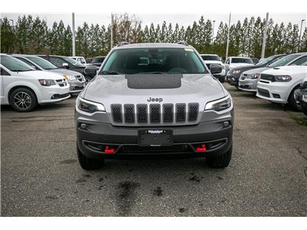 2020 Jeep Cherokee Trailhawk (Stk: L550917) in Abbotsford - Image 2 of 26