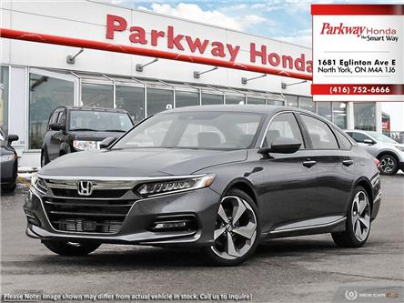 2020 Honda Accord Touring 1.5T (Stk: 28028) in North York - Image 1 of 23