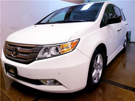 2011 Honda Odyssey Touring (Stk: ) in Concord - Image 1 of 26