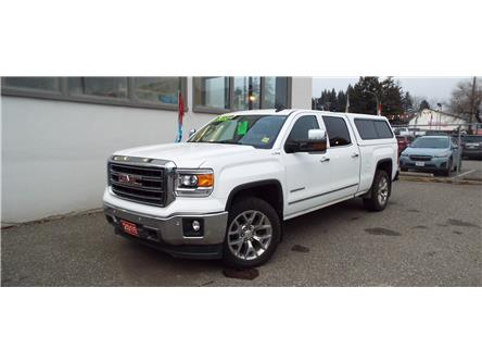 2015 GMC Sierra 1500 SLT (Stk: 8710) in Quesnel - Image 1 of 29