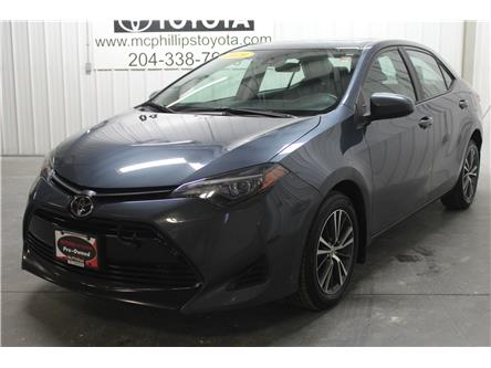 2019 Toyota Corolla LE (Stk: F10155) in Winnipeg - Image 1 of 26