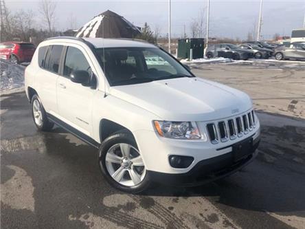 2011 Jeep Compass Sport/North (Stk: MX1068A) in Ottawa - Image 1 of 20