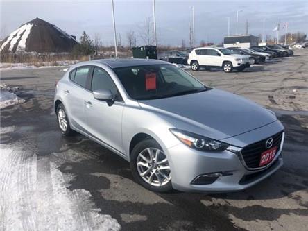 2018 Mazda Mazda3 Sport GS (Stk: MX1101) in Ottawa - Image 1 of 20