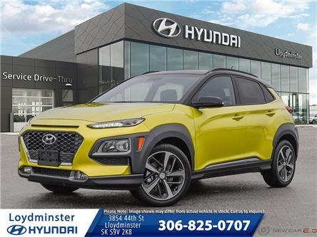 2020 Hyundai Kona 1.6T Trend w/Two-Tone Roof (Stk: 0KO8548) in Lloydminster - Image 1 of 23
