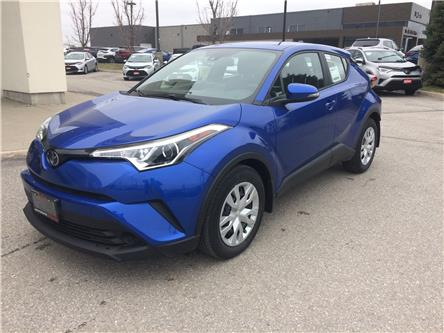 2019 Toyota C-HR Base (Stk: 91344) in Barrie - Image 1 of 13