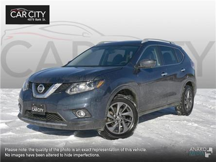 2016 Nissan Rogue SL Premium (Stk: 2708) in Ottawa - Image 1 of 29