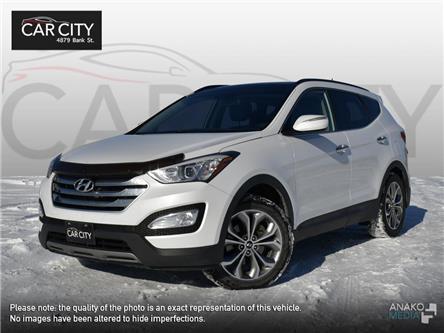 2015 Hyundai Santa Fe Sport 2.0T Limited (Stk: 2707) in Ottawa - Image 1 of 29