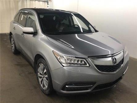 2016 Acura MDX Navigation Package (Stk: 5FRYD4) in Kitchener - Image 1 of 2