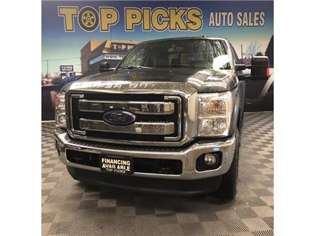 2016 Ford F-250 XLT (Stk: C55405) in NORTH BAY - Image 1 of 27
