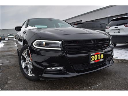 2016 Dodge Charger SXT (Stk: 89816R) in St. Thomas - Image 1 of 30