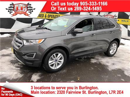 2018 Ford Edge SEL (Stk: 48334) in Burlington - Image 1 of 25