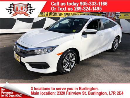 2018 Honda Civic LX (Stk: 48317r) in Burlington - Image 1 of 22