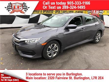 2018 Honda Civic LX (Stk: 48207r) in Burlington - Image 1 of 16